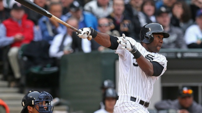 De Aza Homers Twice in Sox Opening Day Win