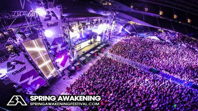 Spring Awakening Announces Lineup, New Location