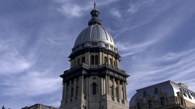 Illinois Senate Approves Portions of 'Grand Bargain'