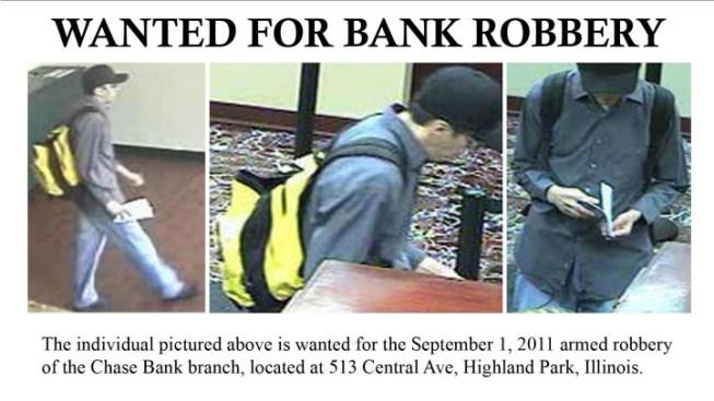 'Stick Figure Bandit' Wanted By FBI