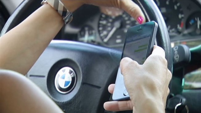State Police Patrol for Texting Drivers
