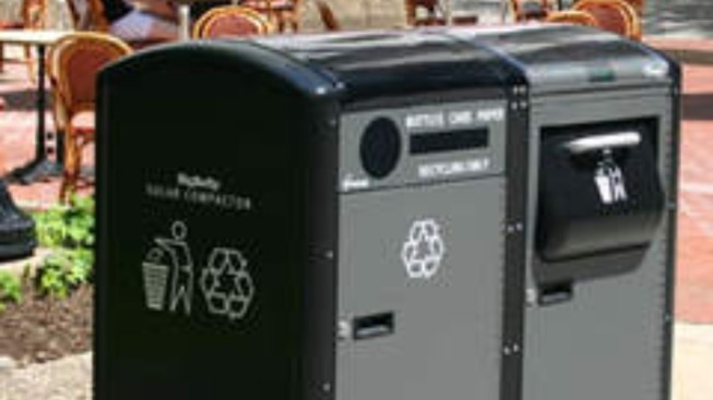 Chicago Drops $2.5M on Trash Compactors