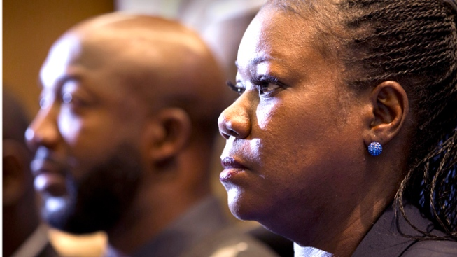 Trayvon Martin Family Marks One Year Since Shooting Death with Vigil