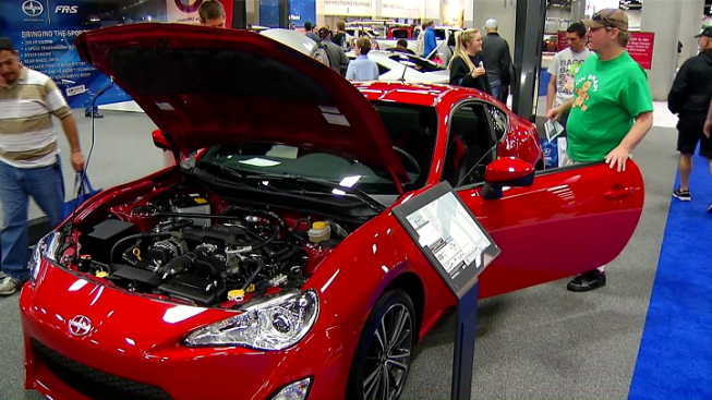 How To Score Discounted Auto Show Tickets NBC Chicago - How much are auto show tickets