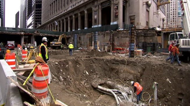 More Wacker Drive Closures Scheduled