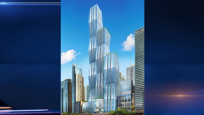 Chinese Company Announces Plans for Third-Tallest Building in Chicago
