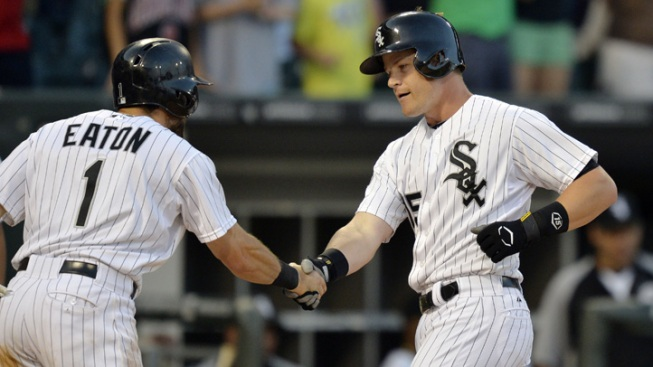 White Sox Trade Gordon Beckham to Angels