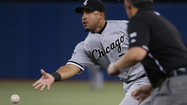 Sox Losing Skid Continues in Toronto