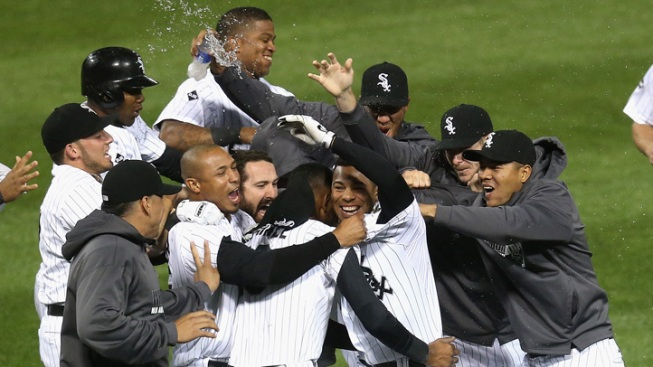 White Sox Top Angels 3-2