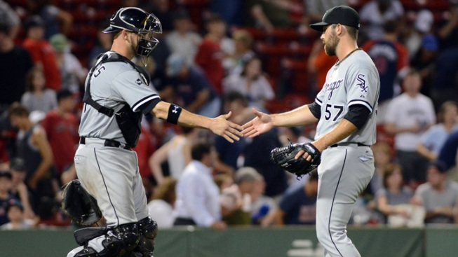 White Sox Blank Red Sox 4-0