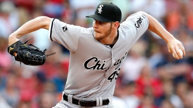 Bullpen Fails Sale, Sox Lose to Boston
