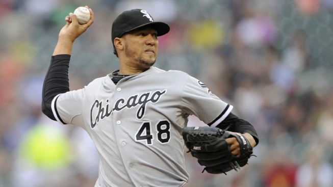 White Sox Top Twins 5-2