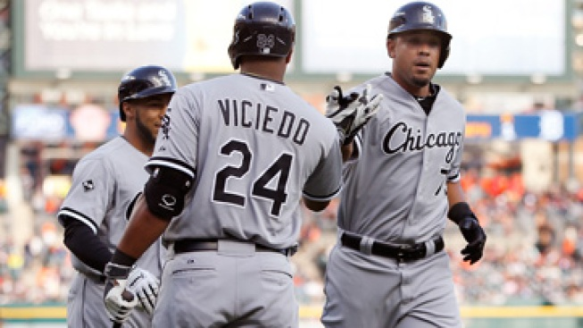 White Sox Beat Tigers 6-4