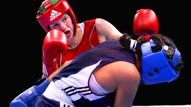 Women's Boxing Debuts at London 2012