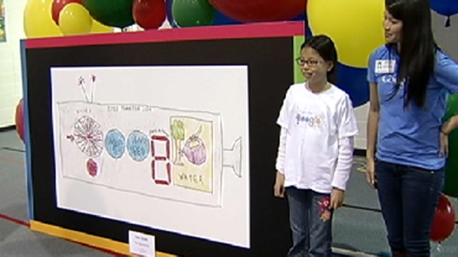 Naperville Girl Makes Doodle 4 Google Finals
