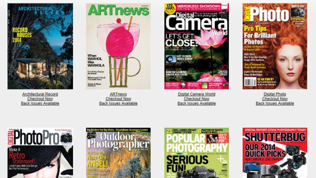 Chicago Public Library Offers Free Magazines, Streaming Movies