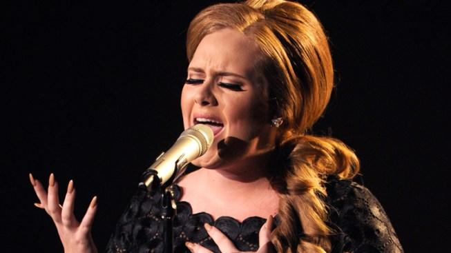 Ailing Adele Cancels Fall U.S. Tour