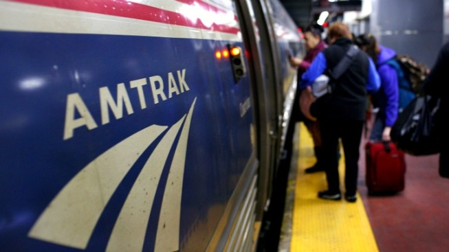 Indiana Train Derailment Strands Chicago Amtrak Passengers
