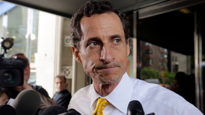 Anthony Weiner: Carlos Danger Name Based on Private Joke