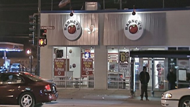Pizza Deliverywoman Shot on South Side