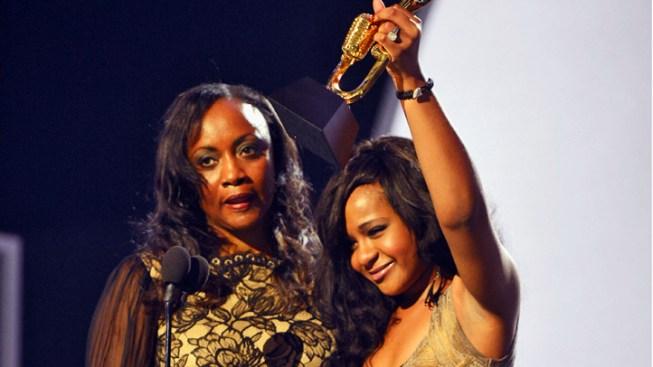 Whitney Houston's Sister Talks Bobbi Kristina Engagement