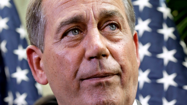 Boehner Visits Hinsdale Friday