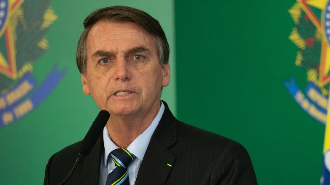 Brazil President Jair Bolsonaro Posts Obscene Carnival Video, Stirs Anger