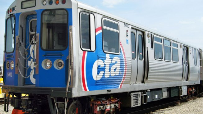 New CTA Rail Cars Return to Pink Line Monday