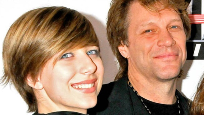 Jon Bon Jovi and Daughter Stephanie Bongiovi Step Out in the Hamptons After Alleged Drug Overdose