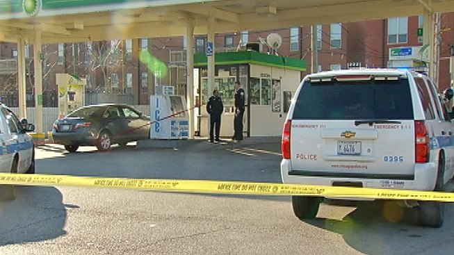 Employee Dies After Shooting at South Side Gas Station