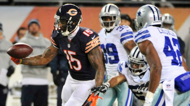 Marshall Released From Hospital, Placed on Injured Reserve by Bears