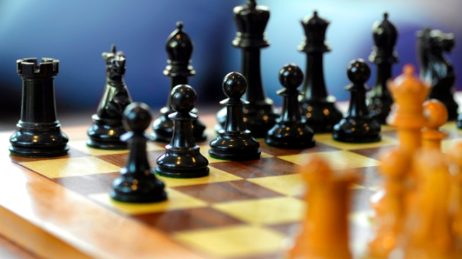 9-Year-Old Crowned Chess Master
