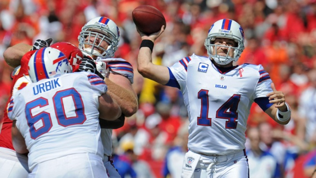 After Week 1, Bills Are NFL's Top Team