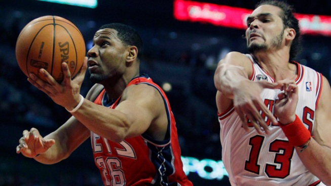 Bulls Beat Nets 97-92