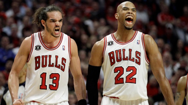 Bulls Beat Pacers, Take Series