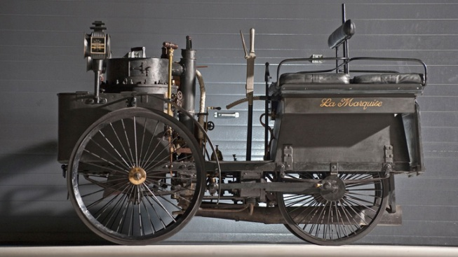 127-Year-Old Car Fetches $4.6M at Auction