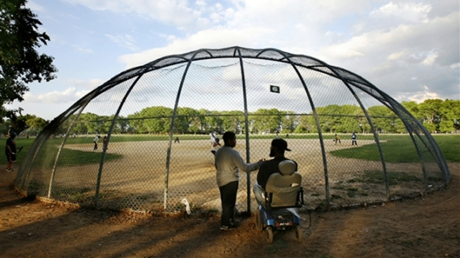 Newark's Field of Dreams: An Ex-Con's Crusade to Bring Baseball to the Inner City