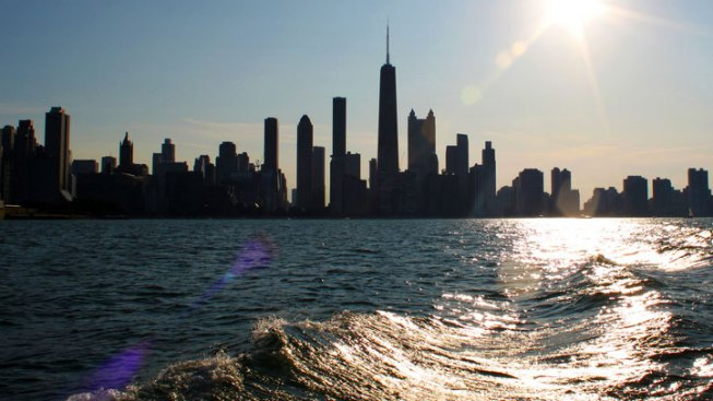 Lake Michigan Water Temperature Reaches 80 Degrees