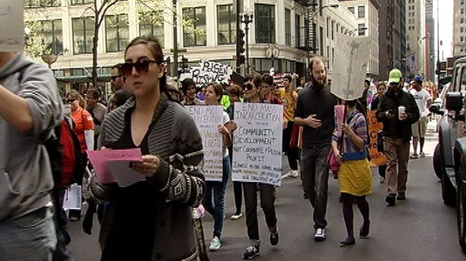 Occupy Chicago Gears Up For May Day Rally