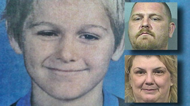 Couple Held Without Bail in Boy's Death