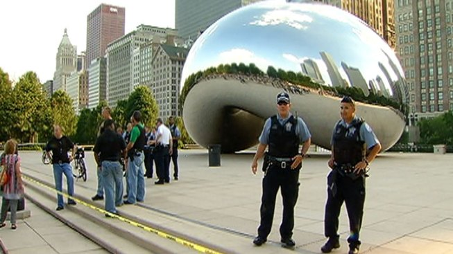 "Teen Charged After ""Game"" Closes Part of Millennium Park"