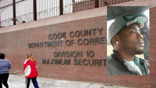Sheriff: Cook County Jail Officer Accused of Murder