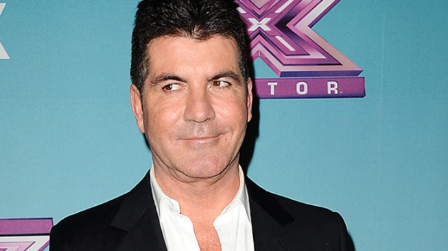 Reports: Simon Cowell to Become First-Time Dad