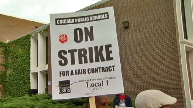 "No Classes Friday, But Officials Say They're ""At the Brink"" of a Deal"