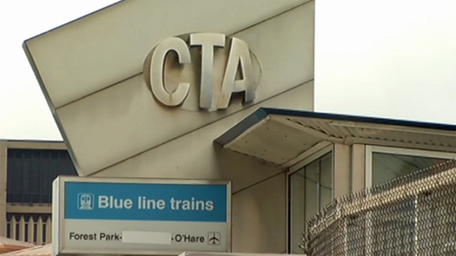 Stolen CTA Signs Found at DePaul