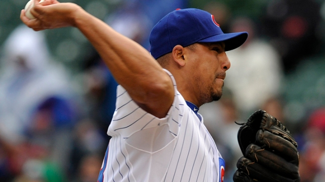 Cubs Take Down Mets 9-3 Behind Play of Big Z