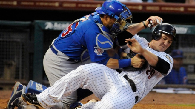 Zambrano, Soriano Power Cubs Past Astros