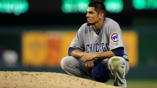 Cubs Agree to New Contract with Matt Garza