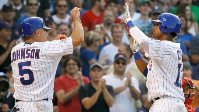 Phillies Beat Cubs