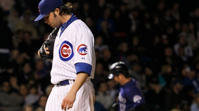 Cubs Fall to Rockies 4-3